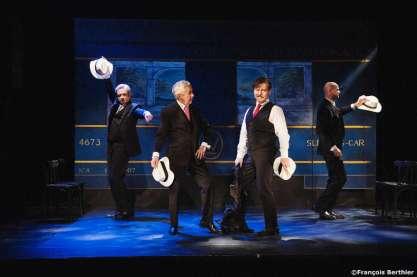 VOYAGES AVEC MA TANTE (danse) Photo Libre (c)Francois Berthier