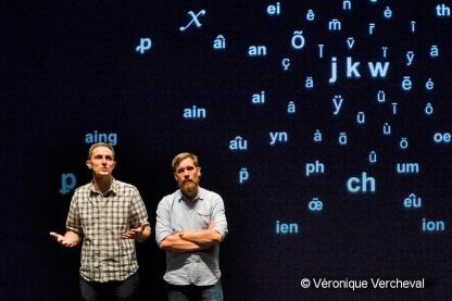 La Convivialité, Théâtre National, septembre 2016