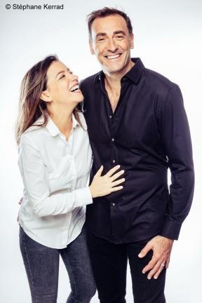 Un vrai couple - Arnaud GIDOIN & Gaëlle GAUTHIER